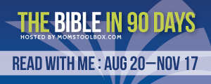 Bible in 90 Days with Dana Pittman (Fall 2012)