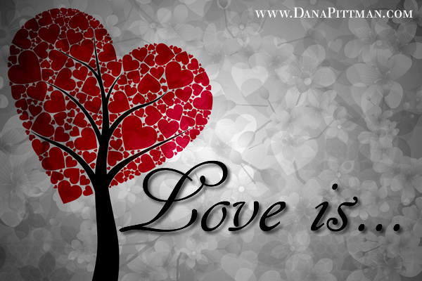 2 of 31 Days of Love by Dana Pittman