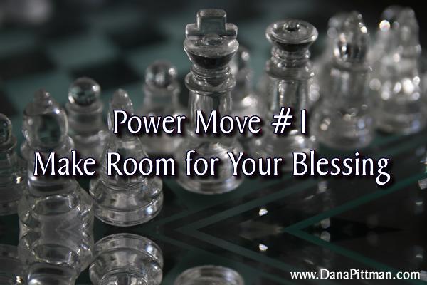 Power Move # 1 by Dana Pittman