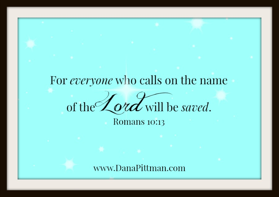 Day 27: Call on the Lord | DanaPittman.com