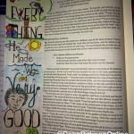Day 2 - Advent Bible Journaling    DanaPittman.com