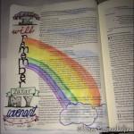 Day 5 - Advent Bible Journaling    DanaPittman.com
