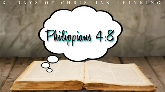 Scripture Mapping | 31 Days of Christian Thinking | Dana Pittman